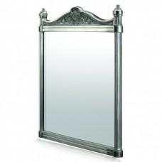 Зеркало Georgian с рамой из полированного алюминия [T37 ALU]