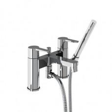 Смеситель для ванны с ручным душем, набортный [CTA7]
