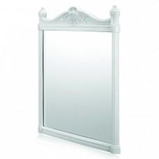 Зеркало Georgian с рамой из белого алюминия [T42 WHI]