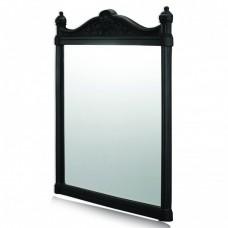 Зеркало Georgian с рамой из черного алюминия [T47 BLA]