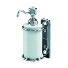 Дозатор для жидкого мыла, одинарный [A19 CHR]