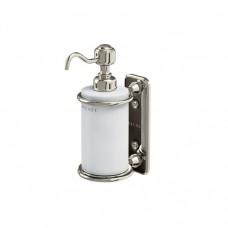 Дозатор керамический для жидкого мыла, НИКЕЛЬ [ARCA19 NKL]