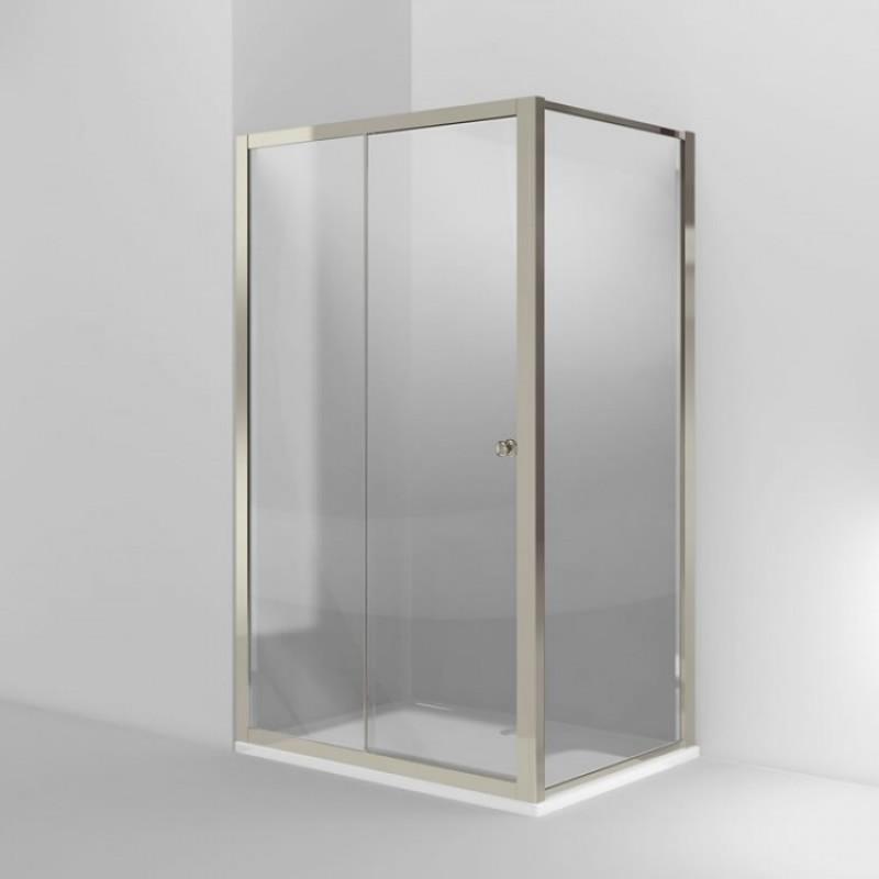 Дверь Arcade 1200mm раздвижная с боковым экраном 900mm [ARC46 + ARC53]