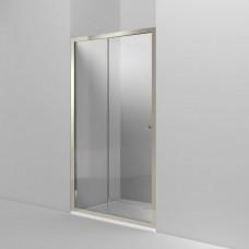 Дверь Arcade 1200mm раздвижная, никель [ARC46]