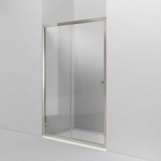 Дверь Arcade 1400mm раздвижная, никель [ARC47]
