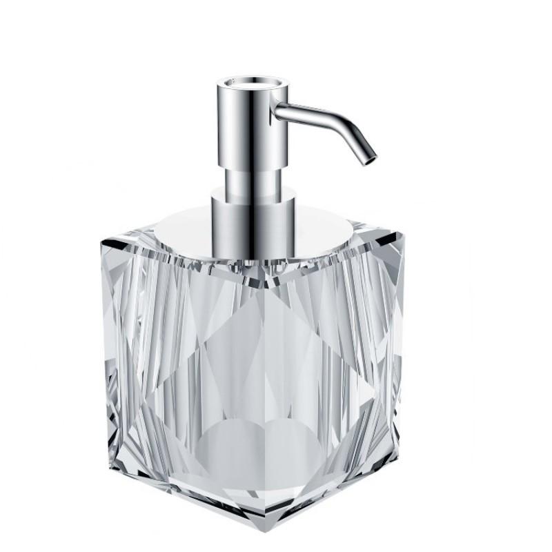 Дозатор для жидкого мыла, настольный [A21C CHR]